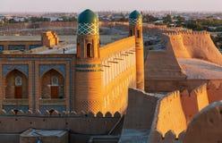 Khiva στοκ φωτογραφία με δικαίωμα ελεύθερης χρήσης