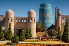 Khiva Royaltyfri Fotografi