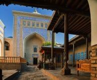 Khiva royaltyfria bilder