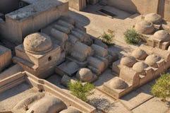 Khiva-Dächer Stockbilder