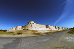 Khiva fortress Royalty Free Stock Images