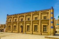 Khiva gammal stad 68 arkivfoton