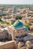 Khiva moské Arkivbild