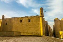 Khiva Old City 97 stock image