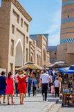 Khiva old town, Uzbekistan Stock Photography