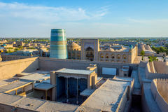 Khiva old town, Uzbekistan Stock Image