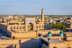 Khiva old town, Uzbekistan Royalty Free Stock Image