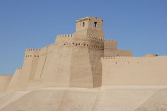 Khiva, Silk Road, Uzbekistan Stock Photography