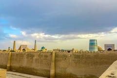 Khiva Stary miasto 15 obraz royalty free