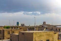 Khiva Stary miasto 13 obraz royalty free