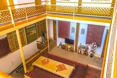 Khiva Stary miasto 04 zdjęcie stock