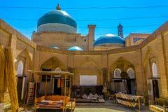 Khiva Stary miasto 55 fotografia royalty free