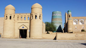 Khiva, Uzbekistan Royalty Free Stock Photos