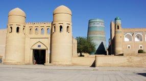 Khiva, Uzbekistan Royalty Free Stock Photos
