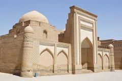 Khiva Uzbekistan, Asien Arkivfoton