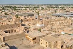 Khiva in Uzbekistan Royalty Free Stock Photography