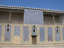 Khiva, Uzbekstan Στοκ φωτογραφία με δικαίωμα ελεύθερης χρήσης