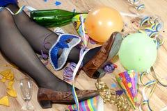 Kühle Party Stockfoto