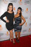 Khloe Kardashian Photographie stock libre de droits