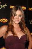 Khloe Kardashian Arkivfoton