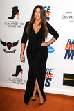 Khloe Kardashian arrives at the 19th Annual Race to Erase MS gala Stock Photos
