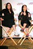 Khloe Kardashian,Kim Kardashian Royalty Free Stock Photo