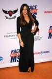 Khloe Kardashian na 19a raça anual para apagar MS, plaza do século, cidade do século, CA 05-19-12 Imagens de Stock Royalty Free