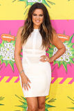 Khloe Kardashian Odom Foto de archivo