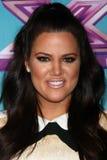 Khloe Kardashian Odom Stock Photography