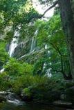 Khlong Lan Waterfall Stock Photo