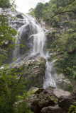 Khlong Lan Waterfall Royalty-vrije Stock Fotografie