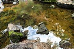 Khlong Lan Waterfall Stock Photography