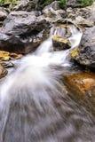Khlong Lan waterfall in national park, Kamphaeng Phet Thailand Stock Image