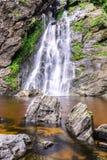 Khlong Lan waterfall in national park, Kamphaeng Phet Thailand Royalty Free Stock Photography