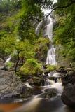 Khlong Lan Waterfall tailandia Foto de archivo