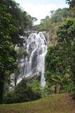 Khlong lan waterfall in thailand Stock Photos