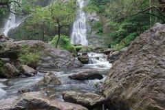 Khlong Nam Lai Waterfall Royalty Free Stock Photo
