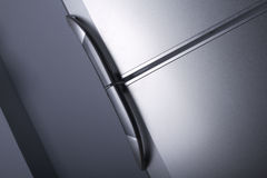 Kühlraumtür Stockfotos