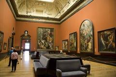 KHM domina a galeria Foto de Stock
