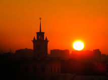 khmelnitsky Украина Стоковые Фотографии RF