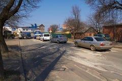 KHMELNITSKY, UKRAINE - 19 AVRIL Photo libre de droits