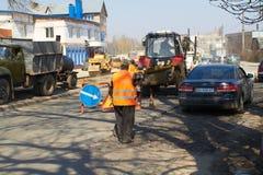 KHMELNITSKY, UKRAINE - 19 AVRIL Photos libres de droits