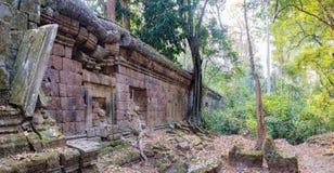 Khmer αρχιτεκτονική σε Angkor σύνθετο, Καμπότζη Στοκ φωτογραφίες με δικαίωμα ελεύθερης χρήσης