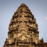 Khmer ναός σε Angkor στην Καμπότζη Στοκ Εικόνες
