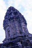 khmer Камбоджи angkor губит wat Стоковые Изображения RF