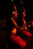 khmer танцульки Стоковое Изображение