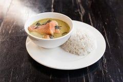 Khmer amok avec des poissons Photos stock