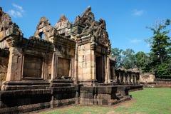 Khmer Architecture Royalty Free Stock Photo