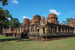 Khmer Architecture Royalty Free Stock Photography