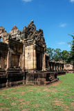 Khmer Architecture Stock Images